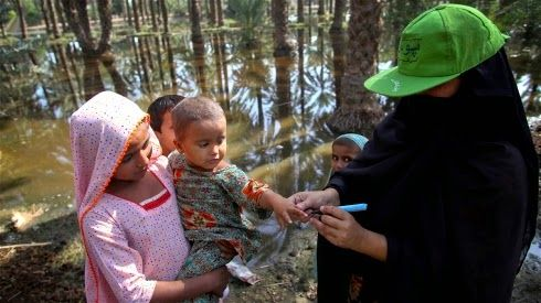 Pakistan: Polio cases surge in Pakistan