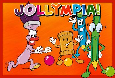 Der Jollympia-Malwettbewerb. Mach mit & gewinne tolle Preise. Mehr Infos im Jolly Club auf www.jolly.at und www.jolly.de