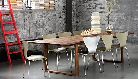 """Der große Tisch: Raffiniert: ausziehbarer Tisch """"ET 2000"""" von Hülsta"""