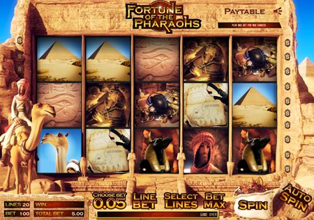 Everyone dreams of finding buried treasure, but can you do this while battling the heat and vastness of the Egyptian desert? Search the pyramids with this new 3D slot game from Castle Casino – when you uncover the sought after treasure you will find riches beyond even your wildest dreams! All you need to do is hit the right combinations in this hot new 20 win line, 5 reel, 3 row video slot game.