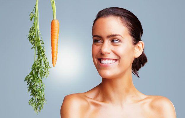 Der Vitamin A-Lieferant für Haut und Haar.