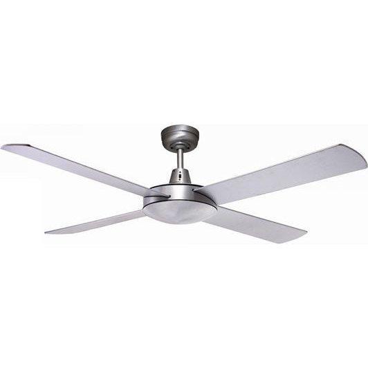Fanco Urban 2 Quiet Ceiling Fan in Aluminium 52inch | Buy Ceiling Fans