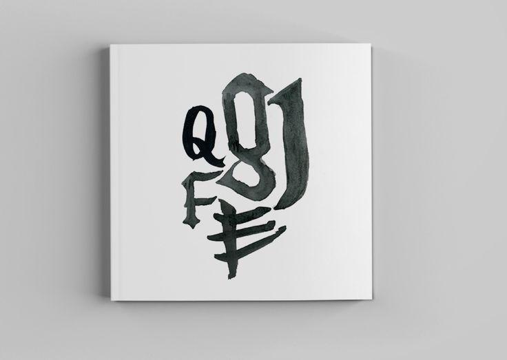 #editorialdesign #typefacedesign