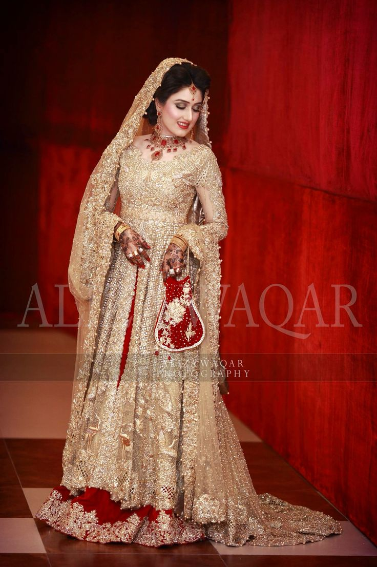 1330 best brides images on pinterest bridal gowns for Online pakistani wedding dresses
