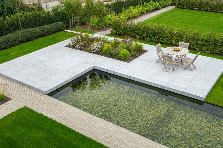 SeptimA Salvia - Design: Tuinonderneming Monbaliu - Tijdloze tuinconcept met zicht op velden