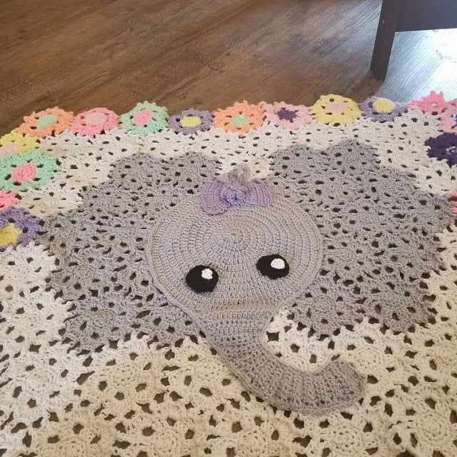 Crochet Pattern Spiky The Stegosaurus Dinosaur Rug Nursery Mat Etsy In 2020 Crochet Patterns Crochet Baby Blanket Crochet Pattern
