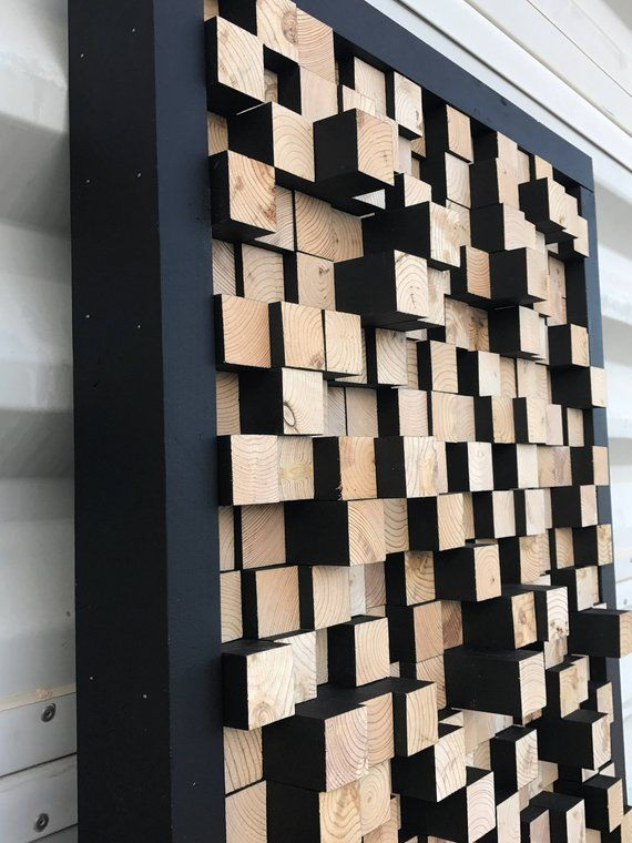Studio Wooden Sound Diffuser Acoustic Panel Soundproofing Etsy Acoustic Panels Sound Proofing Wooden Art