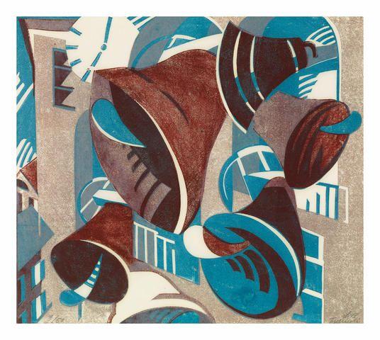 Lill Tschudi (Swiss, 1911-2004) Bells, 1937