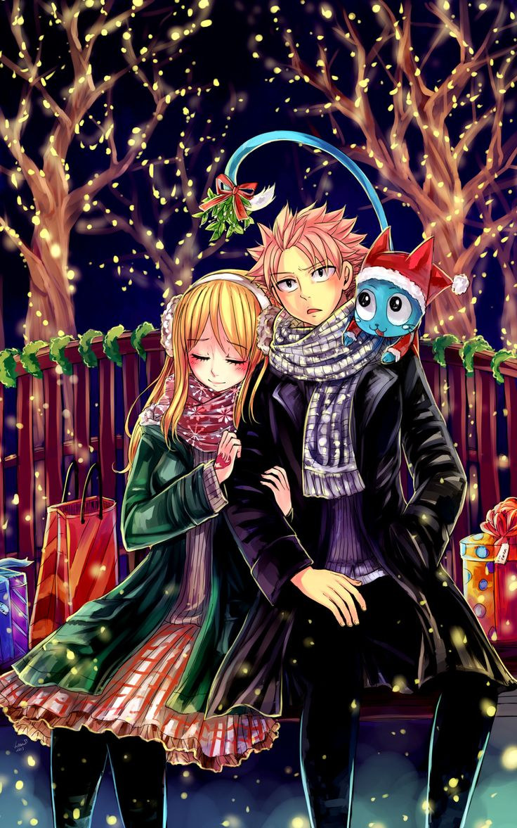 NaLu X-Mas Part 1/2