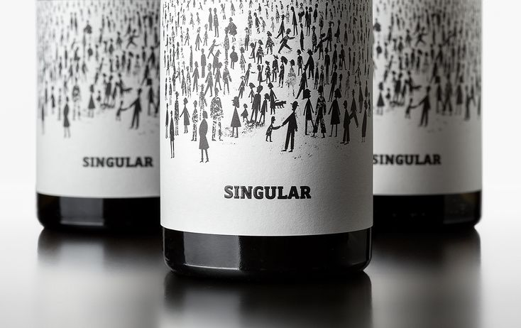 Singular Wine | Wine Alcohol packaging Verde wine