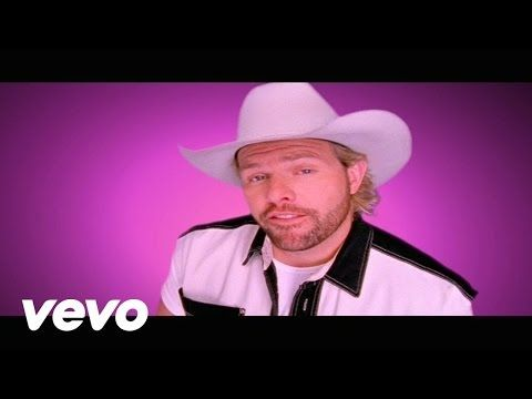 Toby Keith - I Wanna Talk About Me - YouTube. I laughed all the way through this.