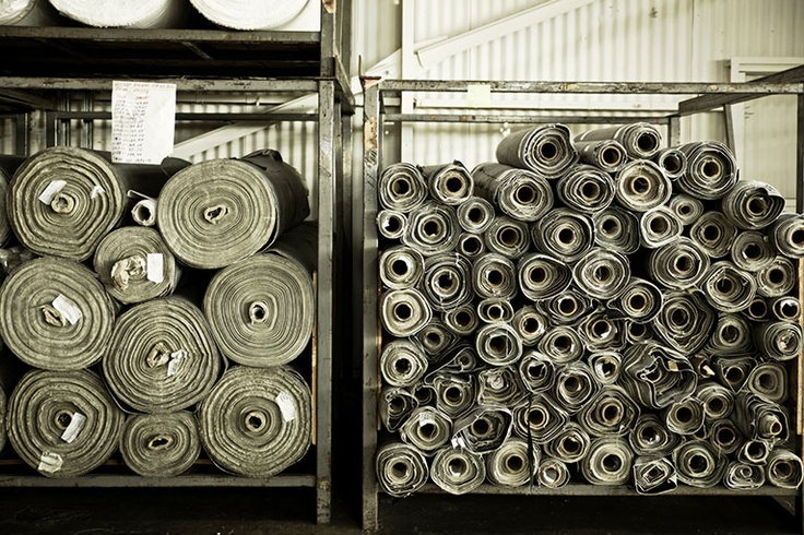 98% of all clothing sold in the US isn't made in the US. #eileenfisher makes 20% of clothing in the USA.