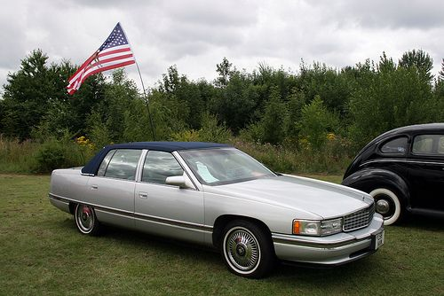 Cadillac Sedan Deville 1994 Google Search Caddie