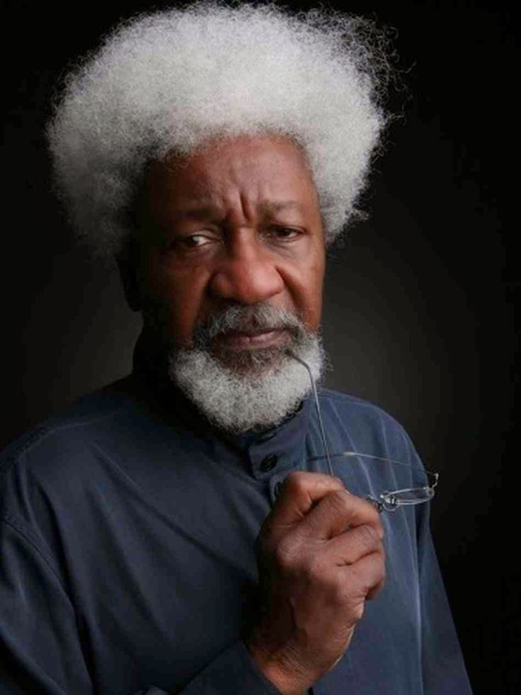 THE WORLD AT LARGE: Nobel prize writer Prof. Wole Soyinka says he is a...