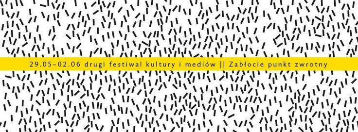 W dniach 29 maja – 2 czerwca odbędzie się Festiwal Kultury i Mediów POLIKULTURA. >>http://polikultura.pl Szereg wydarzeń artystycznych odbędzie się na Zabłociu – m.in. koncert rockowy, muzyki filmowej, gra miejska, debata, instalacja typograficzna i wiele wiele więcej...  #Krakow.  #polikultura #zablocie