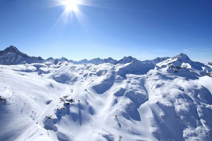Skiurlaub Les 2 Alpes - #Ski & #Snowboard