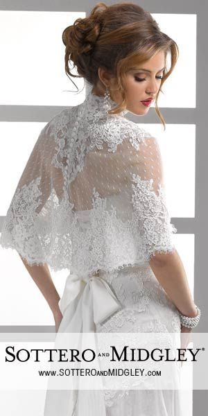 SOTTERO and MIDGLEY --  Absolutely LOVE this! ♥