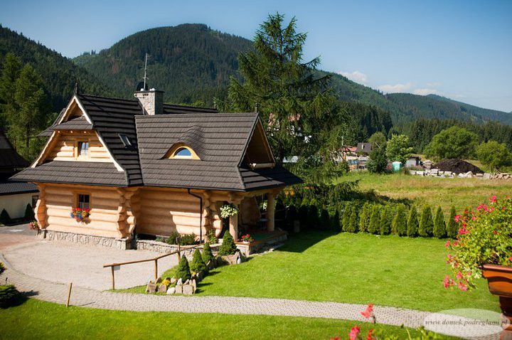 5 sierpnia - lato w domku góralskim