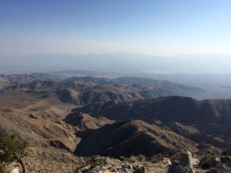 Bees  were frightening me but I won on my fears and the result (view of Coachella Valley) is #beautiful  #joshuatreenationalpark #desert #california #nature #nationalpark #explore #ca #highdesert #hiking #landscape #outdoors #travel #wanderlust #thebest_adventure #usa #coachella #california #inspiring #coachellavalley #nofilter #nofilters