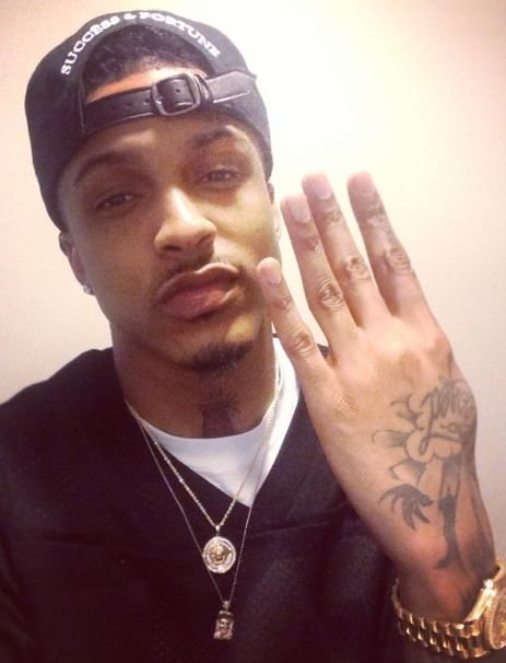 "Don't Ask August Alsina About ""That Guy"" (He May Slap You)"