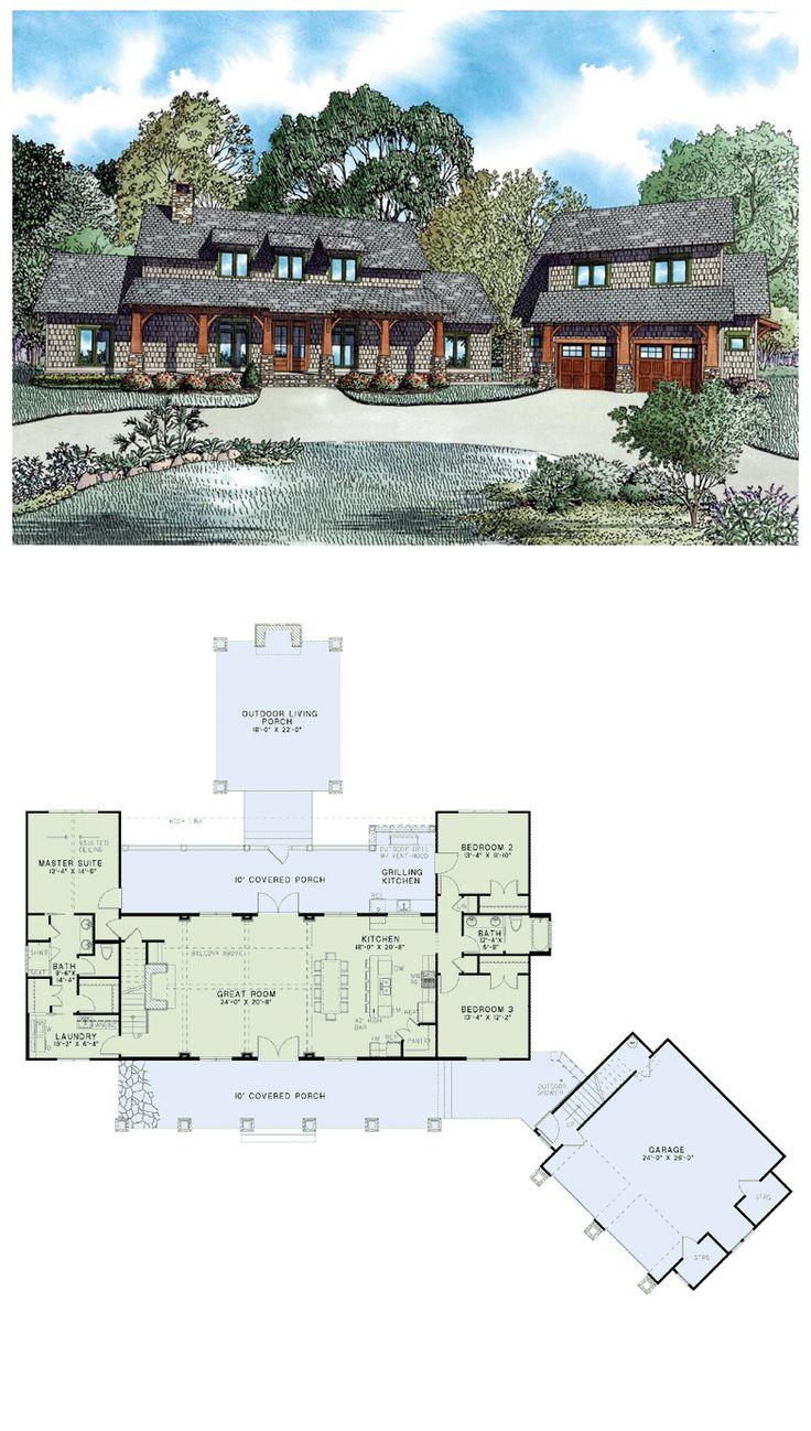 25 best loft floor plans ideas on pinterest lofted bedroom shingle house plan chp 53449 at coolhouseplans com total living area 2555 5 bedroom