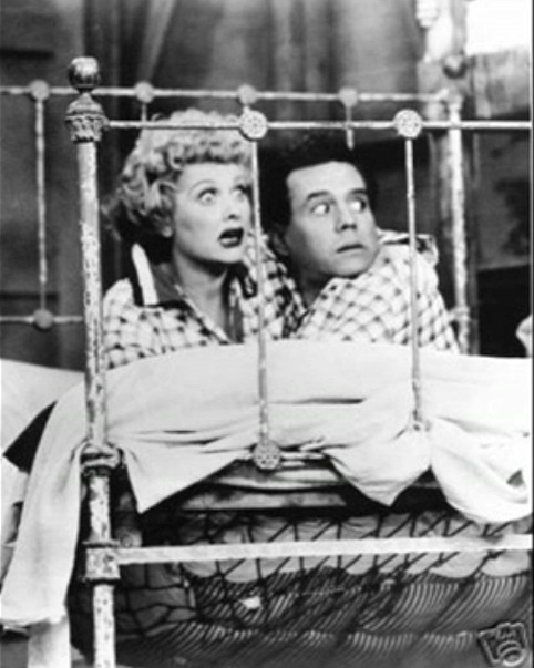 I Love Lucy. Loved this one. On the way to California. This was hilarious. -- We Love Lucy! // ALifeSettlement.com