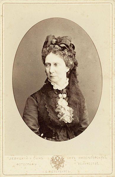 Empress Maria Alexandrovna of Russia