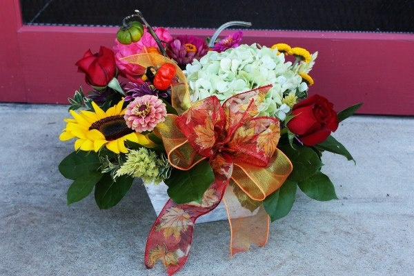 17 Best Images About Holidays Floral Arrangements And