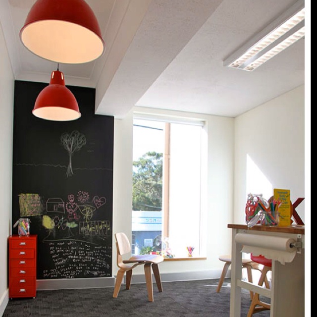 More play therapy office dreams