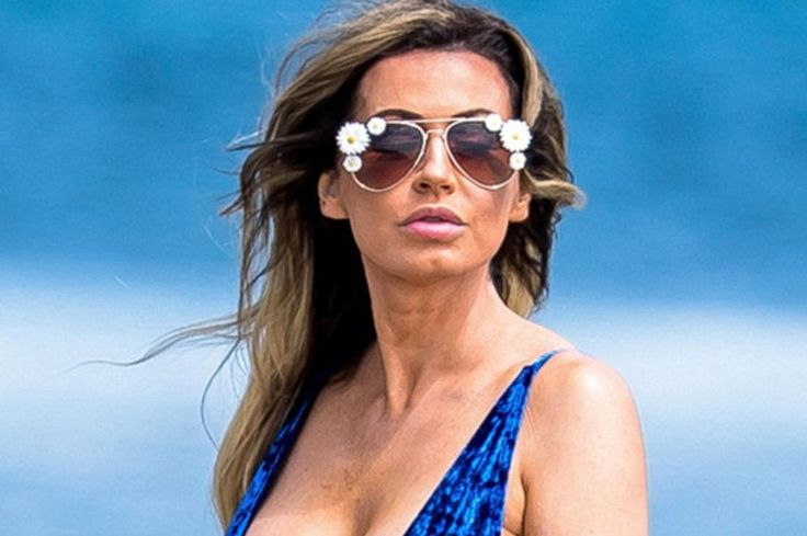 News Videos & more -  Katie Price, the USA version: Playboy babe Ana Braga exposes GIANT assets #Music #Videos #News