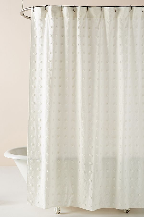 Tufted Makers Shower Curtain Shower Curtain Curtains Eclectic