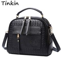 Tinkin Новинка Вязание Женщины Сумочка Модные ткань сумка маленькая Повседневная сумка через плечо ретро сумки(China (Mainland))