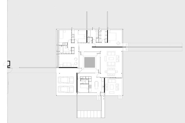 Casa en Chicureo / Cristian Izquierdo Lehmann