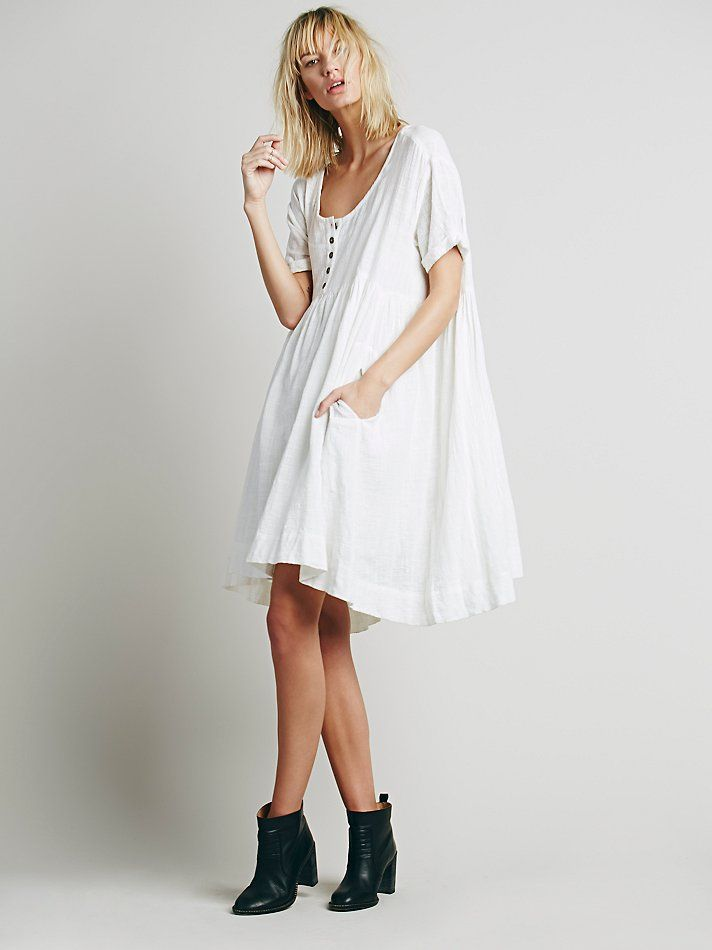 Free People Summer Winds Dress at Free People Clothing Boutique