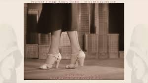 Image result for Vintage 1930s ladies shoes