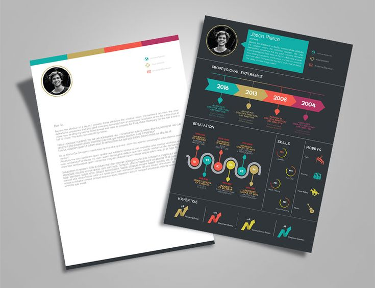 17 best CV Design images on Pinterest Resume, Resume design and - free beautiful resume templates