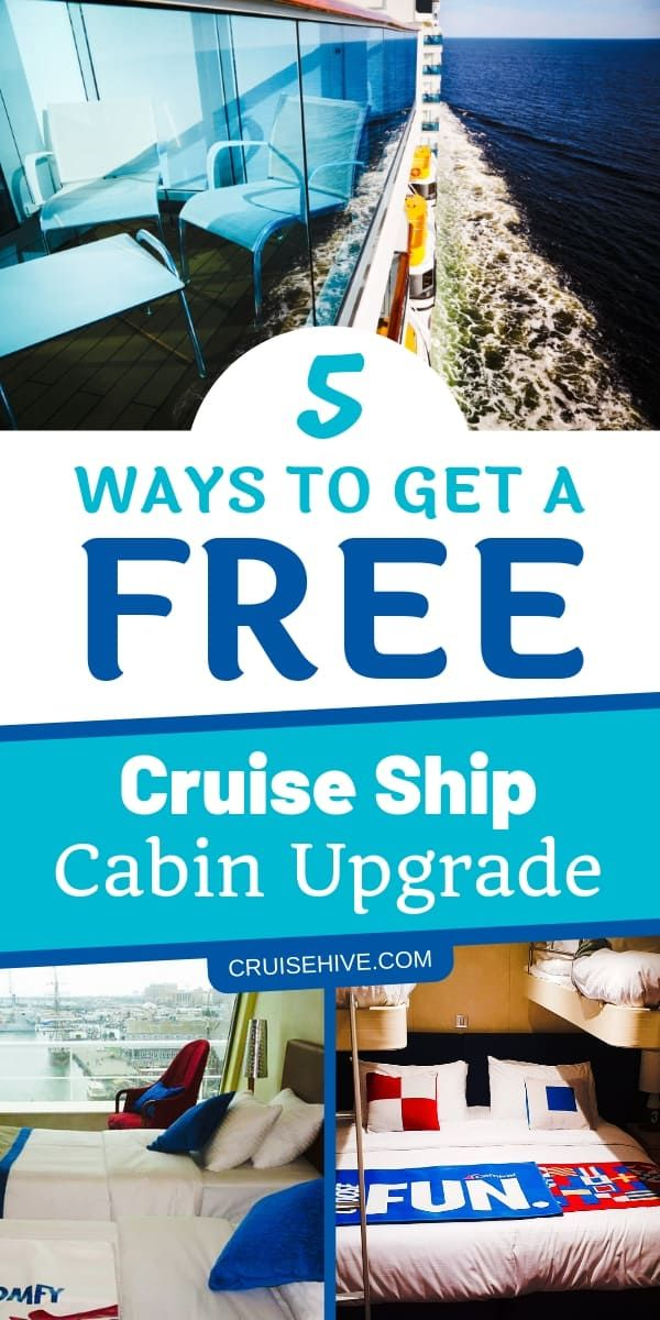 How To Get A Free Cabin Upgrade On Royal Caribbean