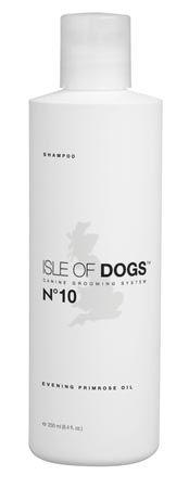 ISLE OF DOGS No.10 Coature - Primrose Oil Shampoo - $11 [King Wholesale Pet Supplies]