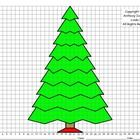 ... Tree (Middle School), Coordinate Drawing & Coordinate Graphing