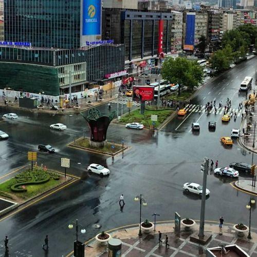Kızılay @Ankara Tebrikler! Fotoğraf Sahibi: @nursema__...