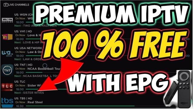 PREMIUM IPTV (FREE!) APK for Live TV & Sports Firestick & Android No