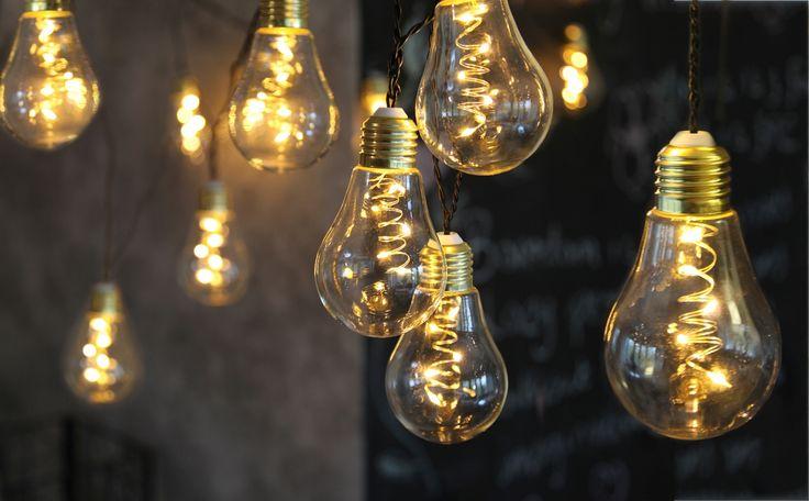 Party Light 10 lampor i gruppen Belysning / Lampor hos RUM21.se (1024953)