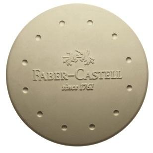 Eraser by Faber-Castell.