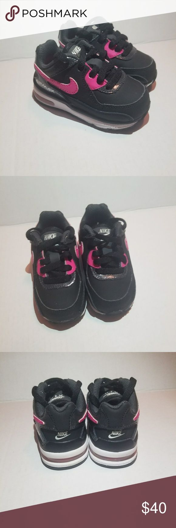 Kids Nike Air Max Wright LTD Sneakers Excellent Condition! Like New! Nike Shoes Sneakers