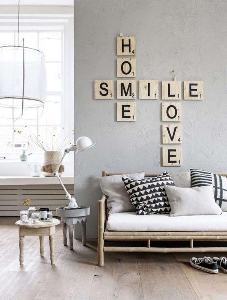 decorar paredes sin cuadros