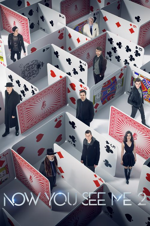 Watch Now You See Me 2 2016 Full Movie Online Free