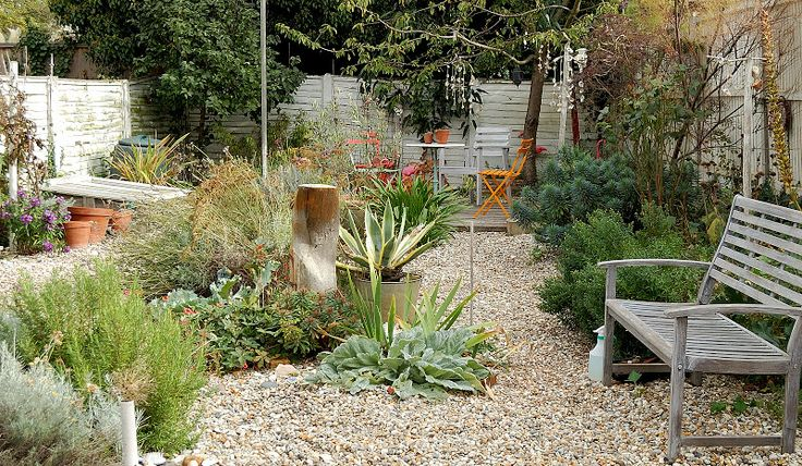 The 44 best images about seaside garden on pinterest for Beach house landscaping plants