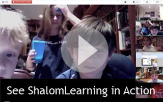 Check out ShalomLearning in Action!Check, Action, Shalomlearn