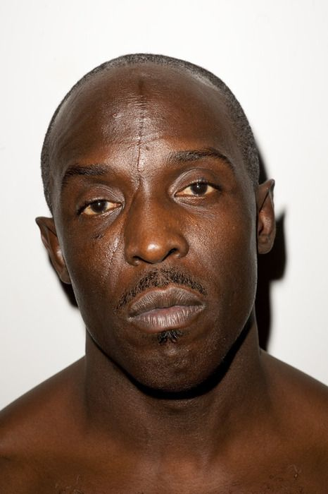 Michael K. Williams…aka Omar from the Wire…shot for an upcoming issue of Vice Magazine.