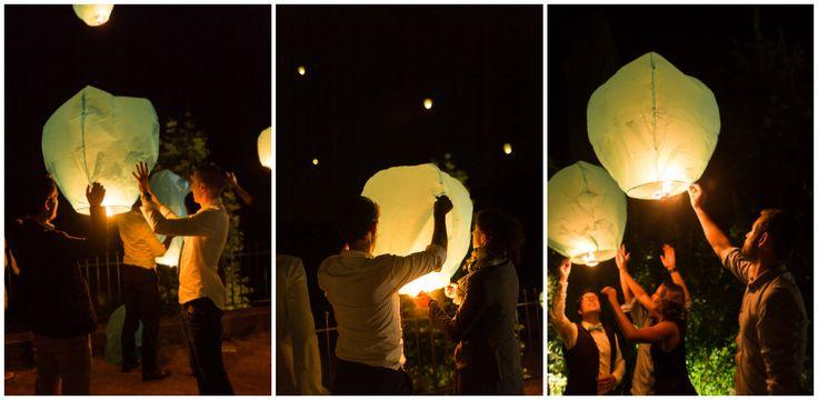 photographe-mariage-lyon-domaine-beaujolais-domaine-de-vavril-lenagphotography (12) - Lâcher de lanternes, mariage romantique en Beaujolais à côté de Lyon